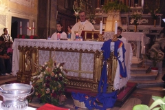 La celebrazione Eucaristica