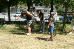 21-Lug I giochi nei giardini di Acceglio