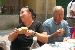 Il pranzo al sacco - Premio panino gigante