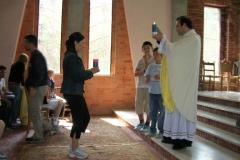 La celebrazione della S.Messa