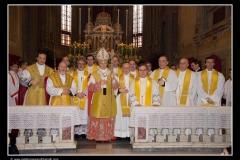 Foto ricordo - sacerdoti