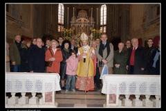 Foto ricordo - parrocchiani