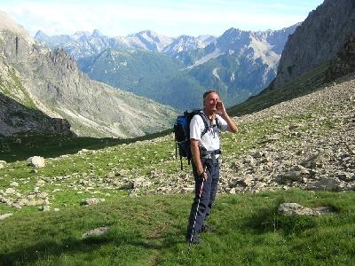 Don Renzo Ghiglione - Montagna